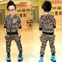 Детский костюм леопард 12