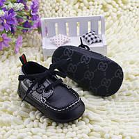 Детские кроссовки - пинетки гучи