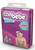 Подгузники CANBEBE Comfort dry JUMBO XLarge (16+ кг), 32 шт