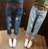 Женские джинсы 22