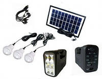 Солнечная батарея для мобильных устройств и освещения GD-8017А