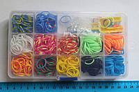 Мини-набор для плетения браслетов из 420 резиночек Loom Bands
