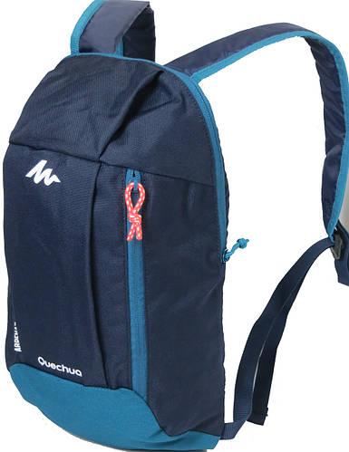 Рюкзак городской, туристический Quechua ARPENAZ 10 л. синий 630328