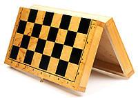 Шахматная доска дерево (365мм х 365мм)