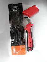Нож  монтерский  NEO tools 1000V с пяткой