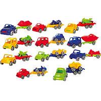 Машинка Wader Kid Car Sport 52600