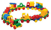 Набор машинок Wader Kid Cars 39243 12 шт