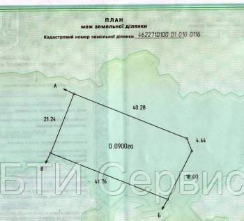 Присвоение кадастрового номера - БТИ Сервис в Киеве
