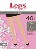 Женские тонкие колготки Legs  MISS 40 ден