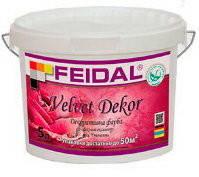 """Вельвет декор (Отточенто) """"Velvet Dekor"""" 5 кг"""