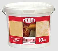 "Декоративная штукатурка ""Premiato Marmorino"" 10 кг"