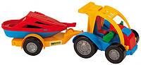 Машинка Багги с прицепом Wader 39227