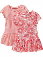 Платья Drop-Waist Dress 2-Packs for Baby Old Navy