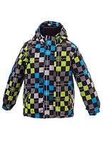Зимняя куртка для мальчика Gusti Boutique GWB 4596-1. Размер 116