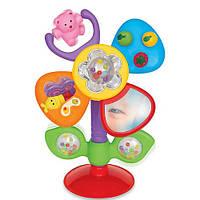 Развивающая игрушка на присоске Цветик