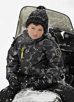 Зимняя куртка для мальчика Gusti Boutique GWB 4602-1. Размер 116