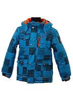 Зимняя куртка для мальчика Gusti Boutique GWB 4603-1. Размер 116