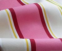 Ткань для штор в полоску