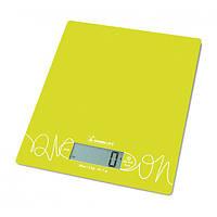 Весы кухонные Momert 6855 лимонные до 5 кг
