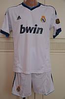 Футбольная форма команды Реал Мадрид