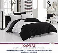 Комплект постельного евро U. S. Polo Assn KANSAS
