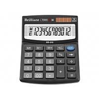 Калькулятор 12 разрядный Brilliant BS-212