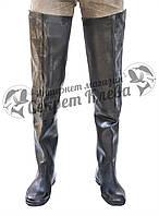 Сапоги- заброды резиновые для охоты и рыбалки  Кондракова 