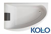 Ванна асимметричная  170*110 см MIRRA  Kolo Коло правосторонняя
