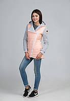 Женская стеганная куртка на синтепоне, фото 1