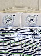 Комплект постельного евро пике U. S. Polo Assn BILLINGS