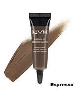 NYX Eyebrow Gel. Гель для бровей. Espresso