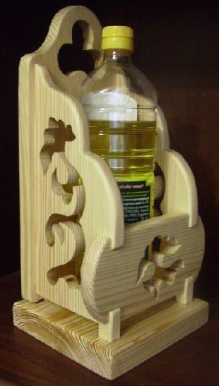 Подставки под бутылки все фото