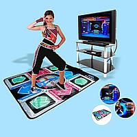 Танцевальный коврик 2 в 1 оптом Dance Performance 2   , фото 1