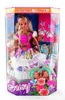 Кукла Сьюзи гармоничная с сережкам для девочки 2803WBX