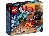 Конструктор LEGO Movie 70817 Batman and Super Angry Kitty Attack Block, Бэтмен и Атака Злой Китти..