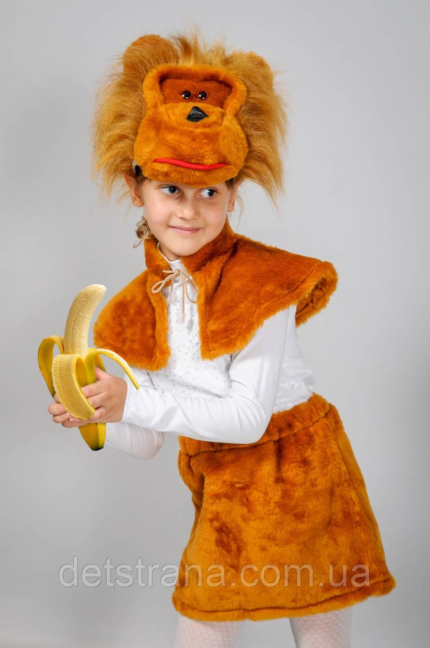 Детский карнавальный костюм Обезьяна, цена 160 грн ... - photo#24