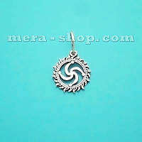 Символ Рода в Солнышке маленький кулон