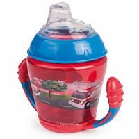 Чашка непроливайка «Весёлый транспорт» для детей