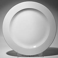 "Тарелка круглая 12"" (30.5 см) с бортом F0087 12"