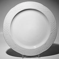 "Тарелка круглая 12"" (30 см) Flora  F2396 12"
