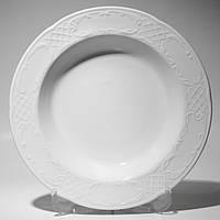 "Тарелка суповая 9"" (24 см, 300 мл) Flora  F2397"