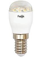 Светодиодная лампа Feron LB-10 2W Т26  Е14 2700K 230V Код.58472