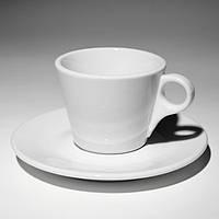 "Чашка с блюдцем ""Lavazza"" (150 мл)  F2433+F2434"