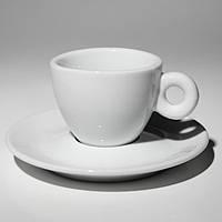 """Чашка с блюдцем """"illy""""(60 мл)   F2530+F2531"""