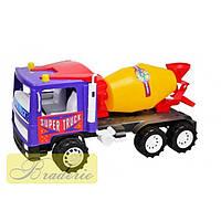 Машинка Супер трак бетономешалка Kinder way 14-005-1