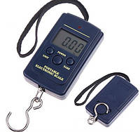 Карманные весы кантер Portable electronic scale 40 кг, фото 1