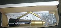 Регулятор тяги Regulus RT3 к твердотопливным котлам с цепочкой