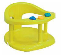 Geoby Сиденье для купания до 13 кг. Geoby YZ100-YYN  желтый