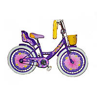 "Детский велосипед Azimut Girls 20"""