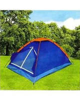 Палатка 2х-3х местная однослойная.Модель 1006.